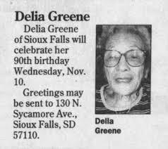 Delia Mrs Wesley Greene - Newspapers.com