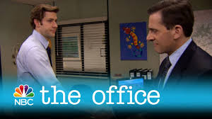 the office michael says goodbye to jim episode highlight