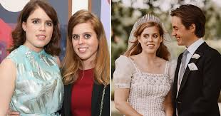 """Perri Konecky on Flipboard: Princess Eugenie Shared a Sweet Message to Her  """"Beautiful Big Sister"""" Beatrice For Her Wedding"""