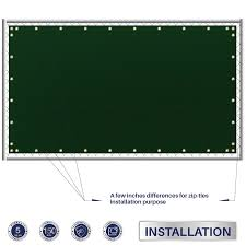 China Green Mesh Privacy Screen Fence Tarp Grommets Round Shade Net China Green Mesh And Privacy Screen Fence Price