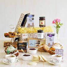 luxury food gift baskets to usa
