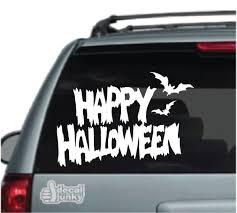 Halloween Decals Stickers Decal Junky