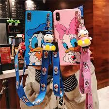 Dễ thương 3D Daisy Cho Iphone XS Max Vịt Donald trong cho iPhone X ...