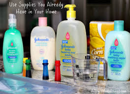 homemade bath paint is perfect to reuse