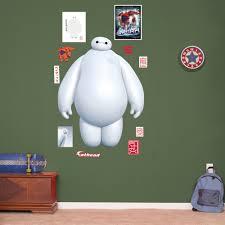 Shop Fathead Big Hero 6 Baymax Wall Decals Overstock 9601365