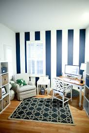 Navy Striped Wall Kelly In The City Striped Walls Bedroom Striped Walls Blue Striped Walls
