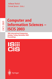 LNCS 2869 - Computer and Information Sciences - ISCIS 2003