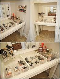 diy makeup vanity plans build a