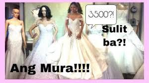 murang wedding gown sa divisoria