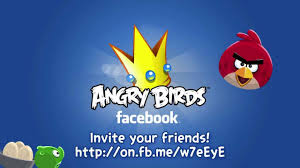 Angry Birds coming to Facebook! - YouTube