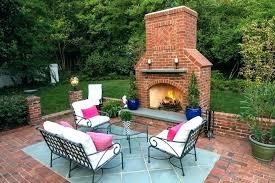 backyard fireplace ideas ideasyustina co