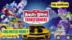 Angry Birds Transformers MOD APK (Unlimited Money) Free Download! | ANDROID  OFFLINE GAMES - YouTube trong 2020