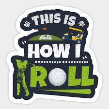 golf cart funny golfing shirt golfer
