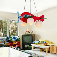 Hanging Airplane Lamp For Children Room Plane Lighting Child Bedroom Aeroplane Pendent Light Aircraft Kids Aaarrrii Lamp Work Glass Beads Lamp 3wlamp Definition Aliexpress