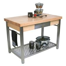 kitchen islands tables maple top