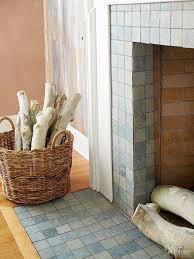 fireplace hearth better homes gardens