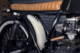 custom motorcycle seats purpose built