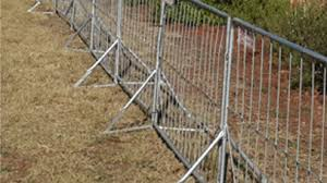 Speed Fence Special Events Security Fencing