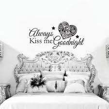 20 Always Kiss Me Goodnight Wall Decals Ideas Wall Decals Kiss Me Wall