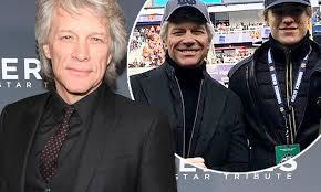 Jon Bon Jovi says his teenage son Jacob had a 'mild version' of ...