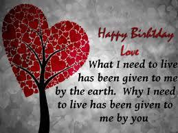 unique happy birthday love quotes for boyfriends love quotes