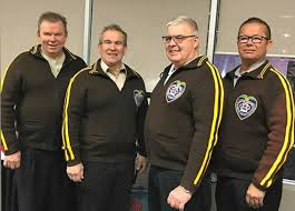 Edwards' rink honoured at Brier | Deloraine Times and Star