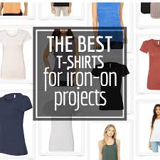 the perfect super soft t shirts for