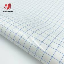 Best Discount 04ddbb Adhesive Vinyl Transfer Paper Tape Sheet Roll Clear W Blue Alignment Grid Mid Tack Sign Vinyl Sticker Cutting Craft Decals Diy Cicig Co