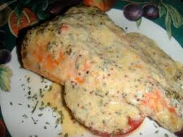 Cheese and Mustard Crusted Cod Recipe ...