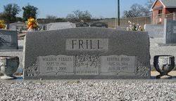 """William F """"Bill"""" Frill (1911-2003) - Find A Grave Memorial"""