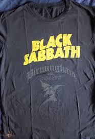 black sabbath the end official tour