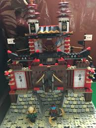 Decided that the Temple of Light needed an upgrade... : Ninjago
