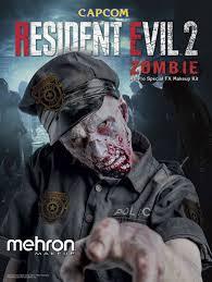 cosplay mehron s resident evil