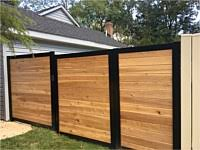 Wood Privacy Fence Photos Arnold Baltimore Glen Burnie Columbia Md