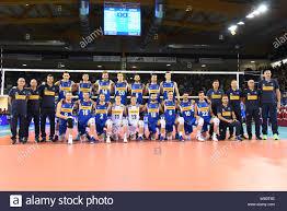 Squadra Nazionale Italiana Di Pallavolo Immagini e Fotos Stock - Alamy