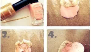 diy swirl nails alldaychic