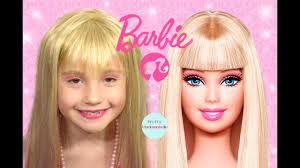 barbie makeup tutorial kittiesmama