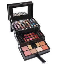 mixed makeup kit cosmetic set case all