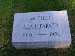 Graveyard Rabbit of Sandusky Bay: Leroy and Ada Parker