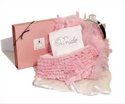 bachelorette party gift giving