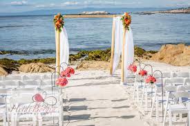 weddings in monterey affordable carmel