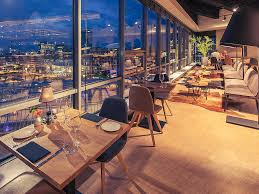 sky lounge amsterdam restaurants by accor