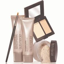 flawless face with laura mercier