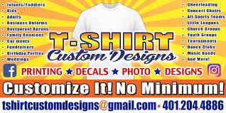 T Shirt Custom Designs Home Facebook
