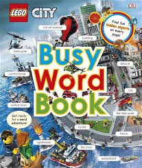 Download Lego City Busy Word Book Pdf File Read
