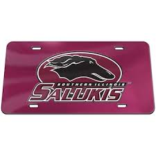Southern Illinois University Car Accessories Hitch Covers Salukis Auto Decals Ncaa Championship Official Online Store