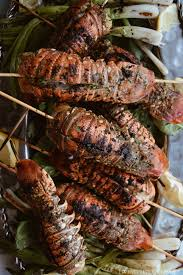 Grilled Lobster Tails and Sweet Tea ...