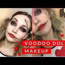 voodoo doll makeup heidi