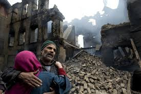 Kashmir – Endless War – atlante guerre