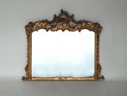 rococo gilt overmantle mirror mirrors